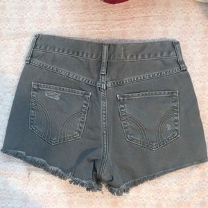 Hollister Shorts - Brand new without tag Hollister Distress Shorts